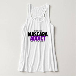 Official Club - Mascara Addict Tank Top