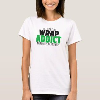 Official Club - Wrap Addict T-Shirt