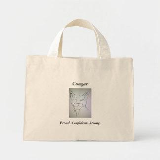 Official Cougar International Tote Mini Tote Bag