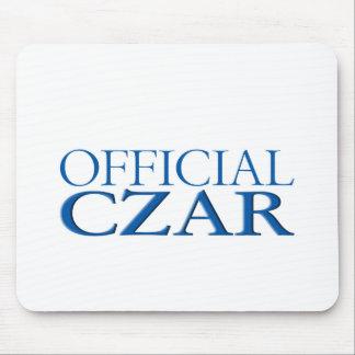Official Czar Mouse Pad