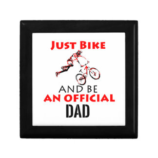 official dad gift box