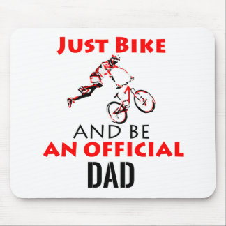 official dad mouse pad