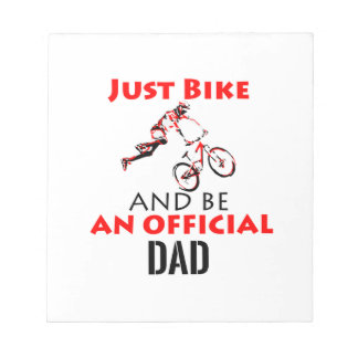 official dad notepad