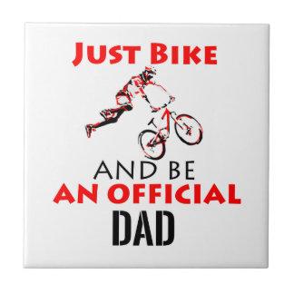 official dad tile