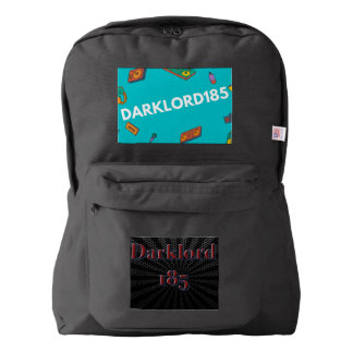 Official Darklord185 Backpack