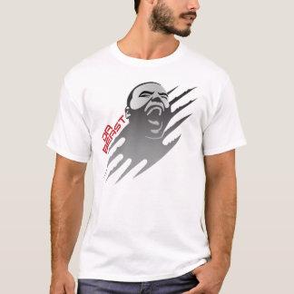 Official Dejuan Blair White and Black Granient T-Shirt