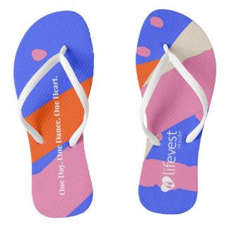 Official #DFK2017 Flip Flops