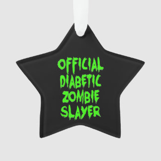 Official Diabetic Zombie Slayer