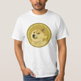 Official DOGECOIN T-Shirt