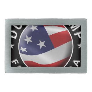 Official DumpTrumpforAmerica Logo Belt Buckle
