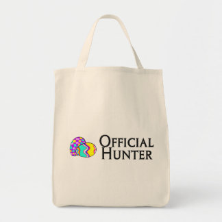 Official Easter Egg Hunter Canvas Bags