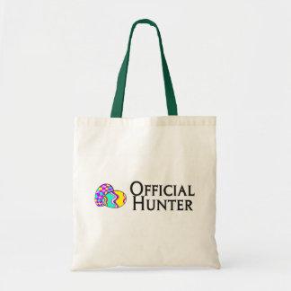 Official Easter Egg Hunter Budget Tote Bag