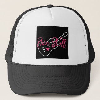 Official Erin Stoll Guitar Gear Trucker Hat