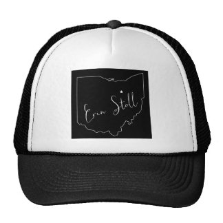 Official Erin Stoll Music Merchandise Trucker Hat