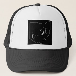 Official Erin Stoll Music Ohio Merchandise Trucker Hat