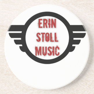 Official Erin Stoll Music Wings Gear Coaster