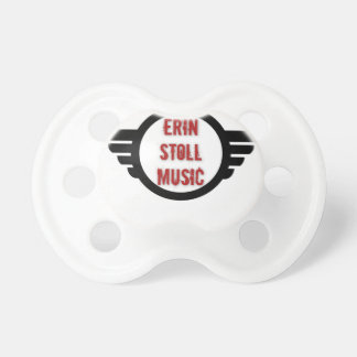 Official Erin Stoll Music Wings Gear Pacifier