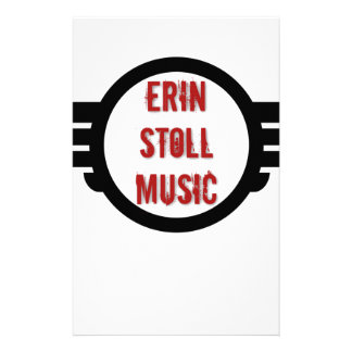 Official Erin Stoll Music Wings Gear Stationery