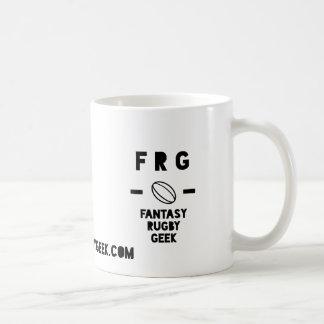 Official Fantasy Rugby Geek Coffee Mug