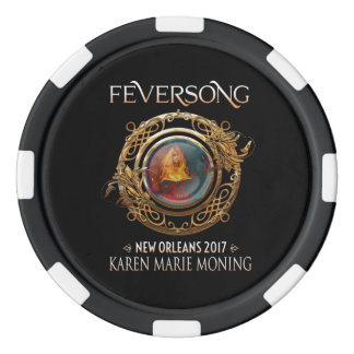 Official Feversong Poker Chips
