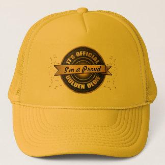 Official Golden Oldie Trucker Hat