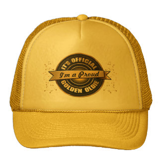 Official Golden Oldie Trucker Hat