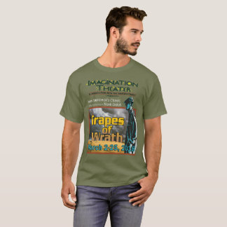 Official Grapes of Wrath T-shirt