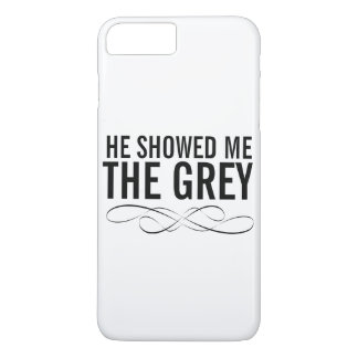 Official Grey Phone Case