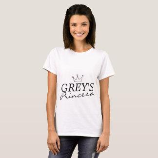 Official Grey Princess T-Shirt