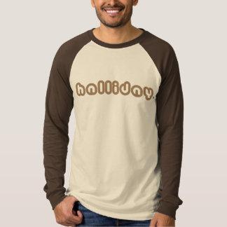 Official Halliday Raglan Shirt