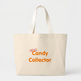 Official Halloween candy collector Tote Bags