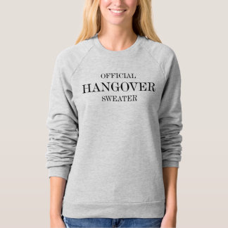 Official Hangover Sweater