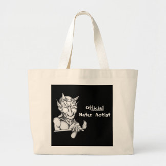 Official Hater Artist Canvas Bag