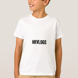 Official HKVLOGS shirt