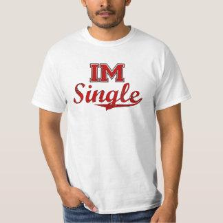 "Official ""I'm Single"" Shirt"