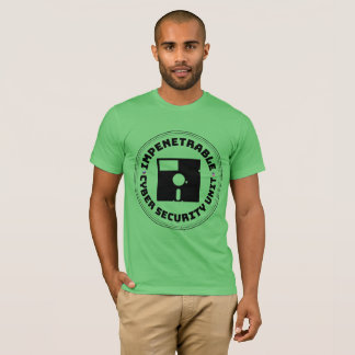 Official Impenetrable Cyber Security Unit T-Shirt