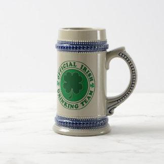 Official-Iris-Drinking-Team Beer Stein
