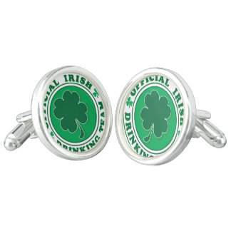 Official-Iris-Drinking-Team Cuff Links