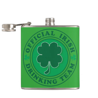 Official-Iris-Drinking-Team Flask