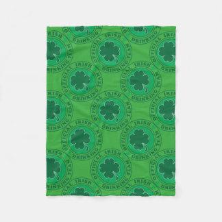 Official-Iris-Drinking-Team Fleece Blanket