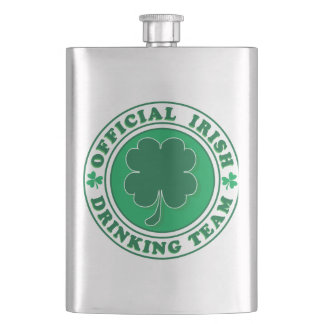 Official-Iris-Drinking-Team Hip Flask