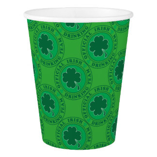 Official-Iris-Drinking-Team Paper Cup