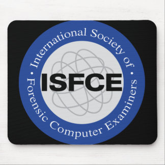 Official ISFCE Mousepad - Black