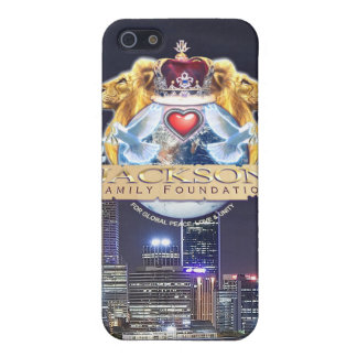 Official Jackson Family Foundation iPhone Speck Cover For iPhone 5/5S