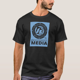 Official Jeigh Essdott Media Apparel T-Shirt