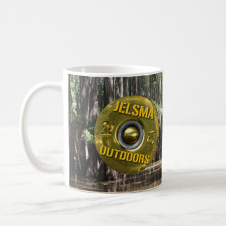Official Jelsma Outdoors Headstamp Mug