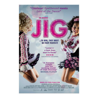 Official Jig Movie Poster