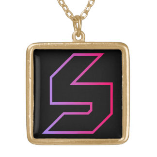 Official Kayden James Savage Necklice Gold Plated Necklace