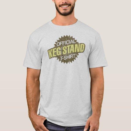 Official Keg Stand T-shirt