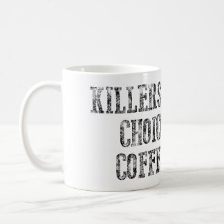 Official Killers' Choice Coffee Mug